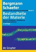 Cover-Bild zu Bestandteile der Materie (eBook) von Kleinpoppen, Hans (Beitr.)