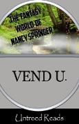 Cover-Bild zu Springer, Nancy: Vend U (eBook)