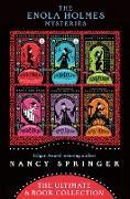 Cover-Bild zu Springer, Nancy: The Enola Holmes Mysteries (eBook)