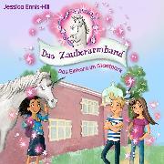 Cover-Bild zu Ennis-Hill, Jessica: Das Einhorn im Stadtpark (Audio Download)