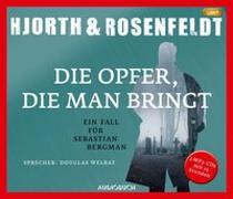 Cover-Bild zu Hjorth, Michael: Die Opfer, die man bringt (3 MP3-CDs)