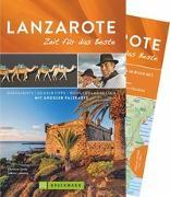 Cover-Bild zu Lendt, Christine: Lanzarote - Zeit für das Beste