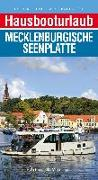 Cover-Bild zu Jens Rademacher: Hausbooturlaub Mecklenburgische Seenplatte