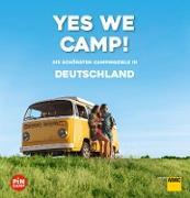 Cover-Bild zu Stadler, Eva: Yes we camp! Deutschland (eBook)