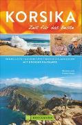 Cover-Bild zu Lendt, Christine: Korsika - Zeit für das Beste
