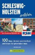 Cover-Bild zu Lendt, Christine: Schleswig-Holstein erleben