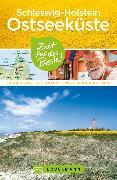 Cover-Bild zu Lendt, Christine: Bruckmann Reiseführer Schleswig-Holstein Ostseeküste (eBook)
