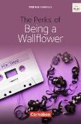 Cover-Bild zu The Perks of Being a Wallflower. Textheft