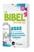 Cover-Bild zu Was geht - Die Bibel Tag für Tag 2022
