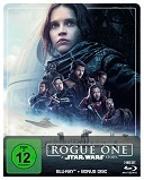 Cover-Bild zu Rogue One: A Star Wars Story Steelbook Edition von Edwards, Gareth (Reg.)