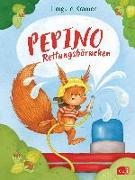 Cover-Bild zu Pepino Rettungshörnchen von Kramer, Irmgard