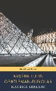 Cover-Bild zu Leblanc, Maurice: Arsène Lupin, gentleman-burglar (Movie Tie-in) (eBook)