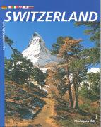 Cover-Bild zu Bildband Switzerland Souvenir von Sassi, Dino