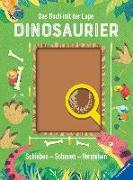 Cover-Bild zu Das Buch mit der Lupe: Dinosaurier