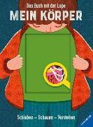 Cover-Bild zu Das Buch mit der Lupe: Mein Körper