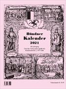 Cover-Bild zu Bündner Kalender 2021