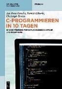 Cover-Bild zu Gehrke, Jan Peter: C-Programmieren in 10 Tagen (eBook)