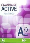 Cover-Bild zu Grammaire Active A2 von Mercier-Pontec, Carine