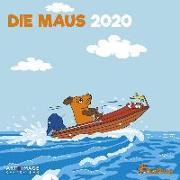 Cover-Bild zu Der Kalender mit der Maus 2020 A&I
