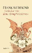 """Cover-Bild zu Gedichte aus dem """"Simplicissimus"""" (eBook) von Wedekind, Frank"""