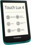Cover-Bild zu Pocketbook Touch Lux 4 emerald grün