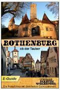 Cover-Bild zu Rothenburg ob der Tauber - VELBINGER Reiseführer (eBook) von Goldberg, Sarah