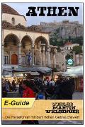 Cover-Bild zu Athen - VELBINGER Reiseführer (eBook) von Velbinger, Martin