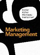 Cover-Bild zu Marketing Management, 16E édition + MyLab (3 ans)