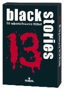 Cover-Bild zu black stories 13