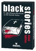 Cover-Bild zu black stories - Bibel Edition