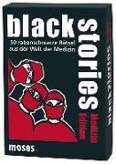 Cover-Bild zu black stories - Medizin Edition