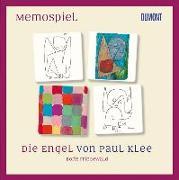 Cover-Bild zu Memospiel. Die Engel von Paul Klee