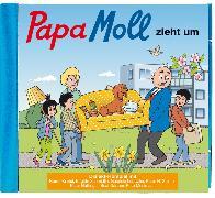Cover-Bild zu Papa Moll zieht um CD