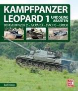 Cover-Bild zu Kampfpanzer Leopard 1 und seine Abarten