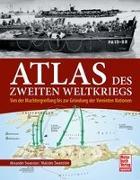 Cover-Bild zu Atlas des Zweiten Weltkriegs