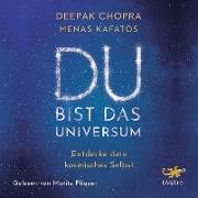 Cover-Bild zu Chopra, Deepak: Du bist das Universum