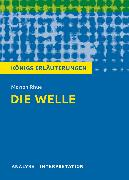 Cover-Bild zu Rhue, Morton: Die Welle - The Wave von Morton Rhue (eBook)