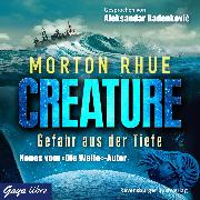 Cover-Bild zu Rhue, Morton: Creature (Audio Download)