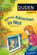 Cover-Bild zu Ondracek, Claudia: Duden Leseprofi - Kleines Kätzchen in Not, 1. Klasse