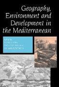 Cover-Bild zu Beck, Jan (Hrsg.): Geography, Environment & Development in the Mediterranean