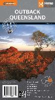 Cover-Bild zu Queensland Outback. 1:1'500'000