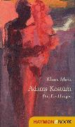 Cover-Bild zu Merz, Klaus: Adams Kostüm (eBook)