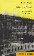 Cover-Bild zu Merz, Klaus: Löwen Löwen (eBook)