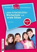 Cover-Bild zu Doering, Sabine: Bausteine zur DaZ- und Sprachförderung: Lese-Arbeitsblätter: Wortschatz und erste Sätze - Band 2