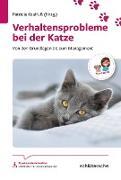 Cover-Bild zu Röhrs, Kerstin: Verhaltensprobleme bei der Katze (eBook)