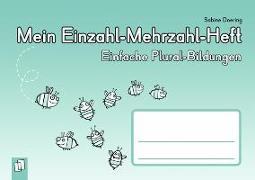 Cover-Bild zu Doering, Sabine: Mein Einzahl-Mehrzahl-Heft