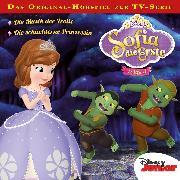 Cover-Bild zu Bingenheimer, Gabriele: Disney - Sofia die Erste - Folge 3 (Audio Download)