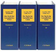 Cover-Bild zu Grabitz, Eberhard (Hrsg.): Das Recht der Europäischen Union - Das Recht der Europäischen Union