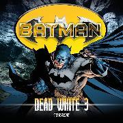 Cover-Bild zu Shirley, John: Batman, Dead White, Folge 3: Terror (Audio Download)