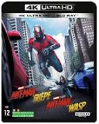 Cover-Bild zu Reed, Peyton (Reg.): Ant-Man et la Guêpe - 4K+2D (2 Disc)